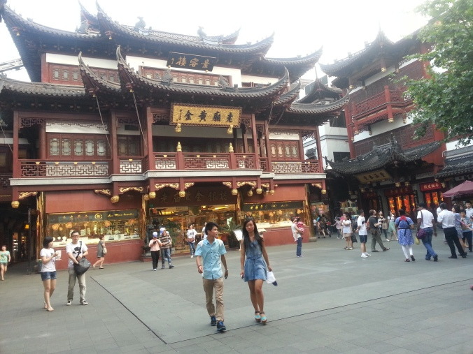 Traditional Chinese Buildings